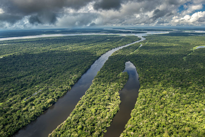 Rio Japurá - Tefé - AM