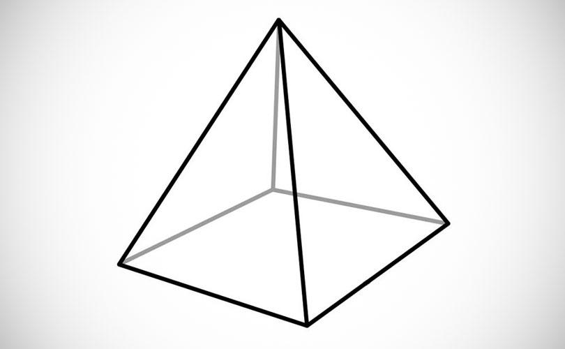 Pirâmide fórmulas