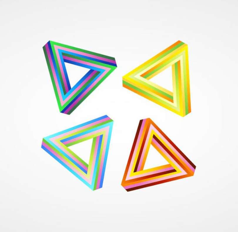 ilusao-triangulo-impossivel-de-penrose